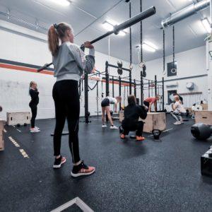 CrossFit Teens
