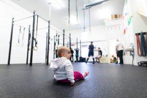 Äiti-lapsi CrossFit