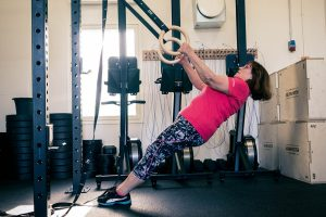 Soveltava CrossFit